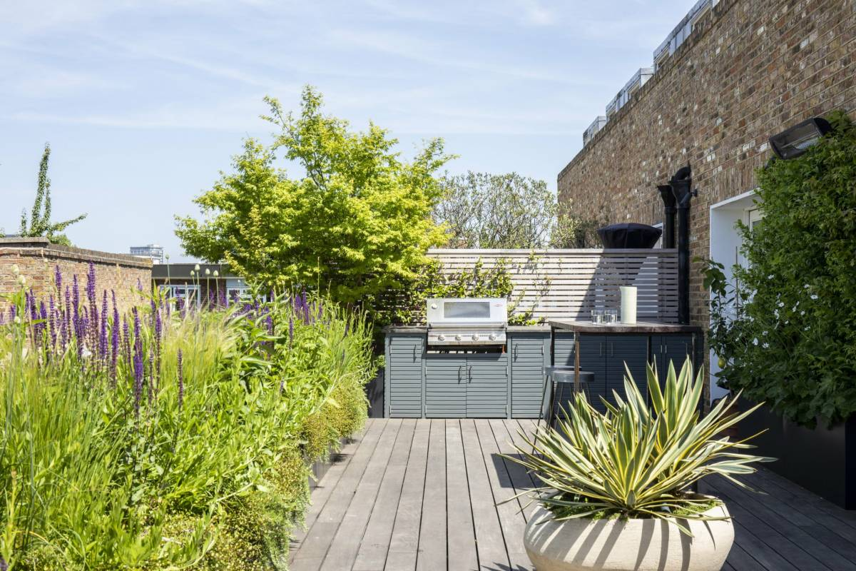 Westbourne Grove Roof Terrace